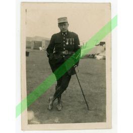 PHOTO LIEUTENANT NUNGESSER 1916