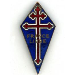 INSIGNE FNFL 1940 - 1945
