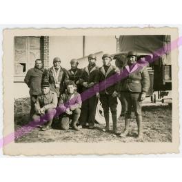 DOCUMENTS OFFICIER 2ème GENIE 1939 - 1940