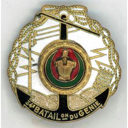 INSIGNE 34ème GENIE 1939