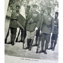 ALBUM Régimentaire TIRAILLEURS  3ième RTA Bone 1900 - 1910
