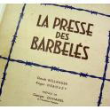LIVRE JOURNAUX  STALAGS , 1940 - 1944