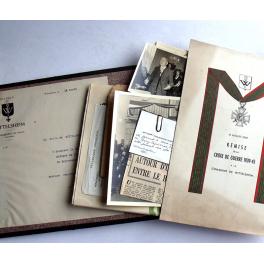 ALBUM PHOTOS WITTELSHEIM , 1939 - 45