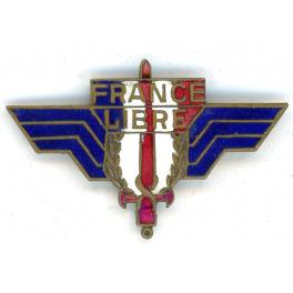 INSIGNE GENERAL FRANCE LIBRE - MOUSTIQUE 1940 - 1943