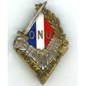 INSIGNE BATAILLON de COREE 1951 - 1953