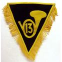 FLAMME de CLAIRON , 13ème BCA 1950
