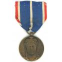 MEDAILLE de la RHENANIE , RUHR et TYROL 1925