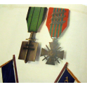 HISTORIQUE 1er RA - FRANCE LIBRE 1940 - 1945