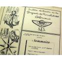 REVUE PARACHUTISTES COLONIAUX  Février 1956