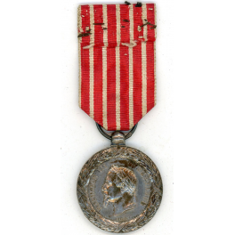 MEDAILLE CAMPAGNE D 'ITALIE 1859
