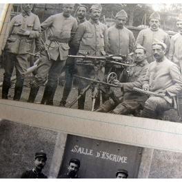 CAHIER CAVALIER , 20ème DRAGONS 1914 - 1918